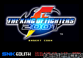 The King of Fighters '2001