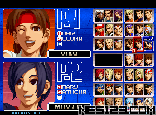 The King of Fighters '2002
