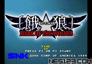 Garou - Mark of the Wolves