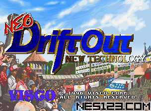 Neo Drift Out - New Technology